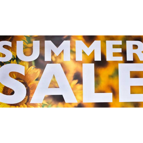 "Raambiljet ""Summer Sale"""