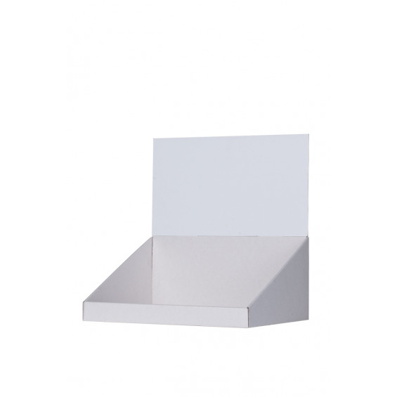 productdisplay karton 33,5x26,5cm (blanco)