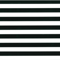 Cadeaupapier 'Pencil stripe black'