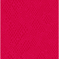 Cadeaupapier 'Snakeprint red'