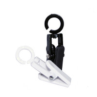 cleverclip mini, wit (100st.)