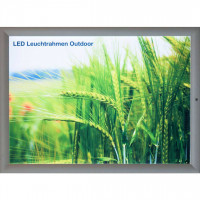 LED kliklijst A0 outdoor