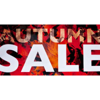 "Raambiljet ""Autumn Sale"""